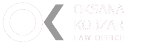 Oksana Kobzar Law Firm